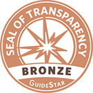 Bronze Seal of Transparence